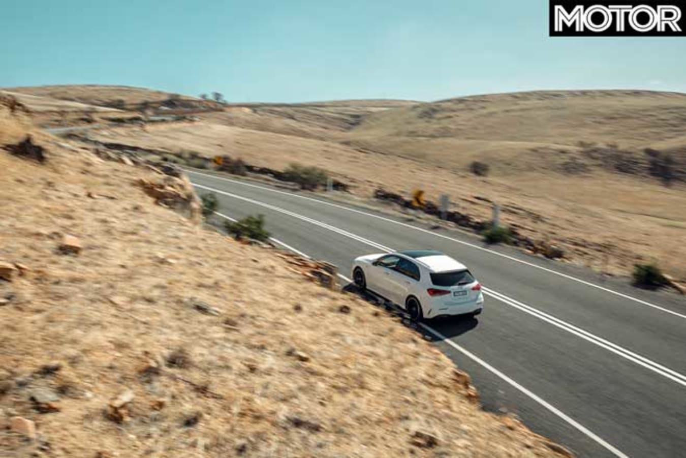 Performance Car Of The Year 2020 Road Course Mercedes AMG A 35 Review Jpg