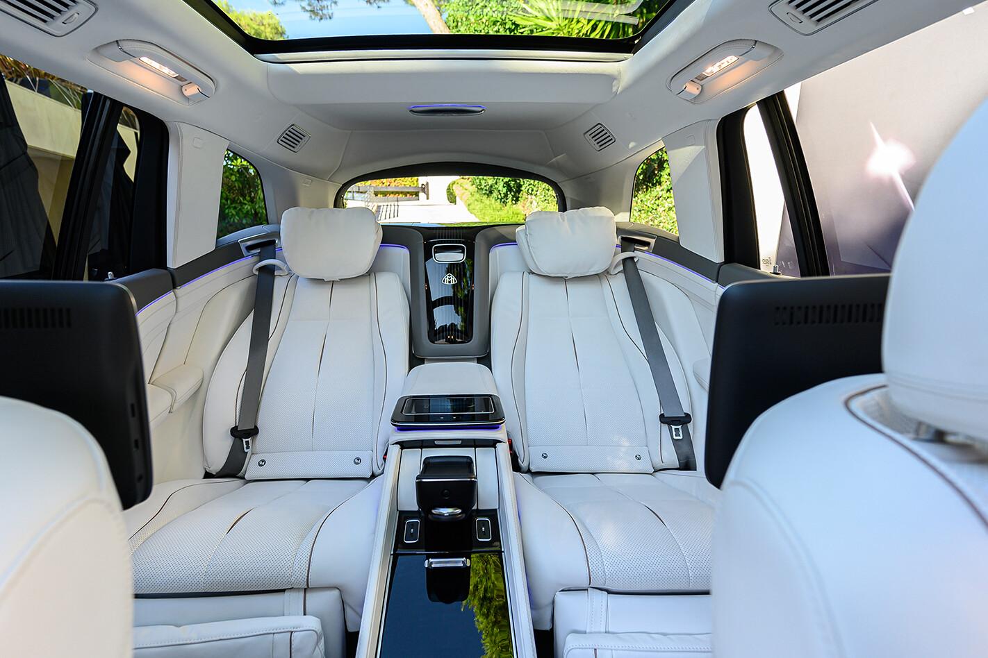 Mercedes-Maybach GLS600 SUV