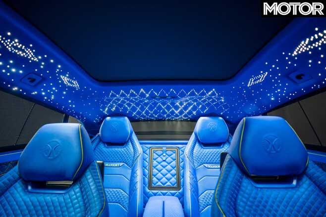 Mansory Lamborghini Urus Roof Lining Jpg