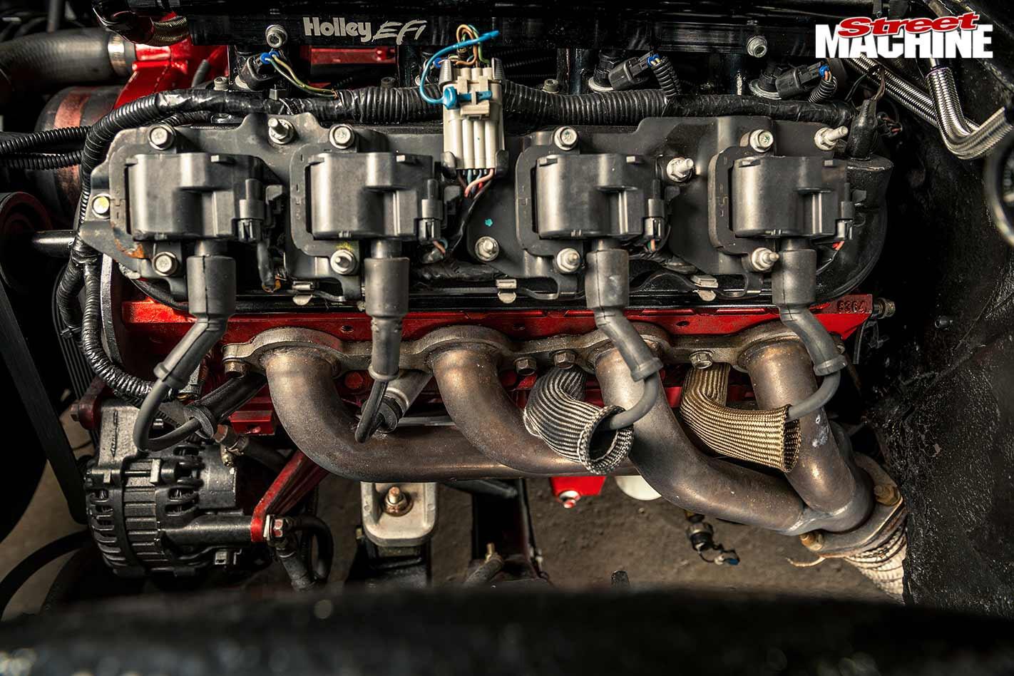 LS-powered Rodeo engine
