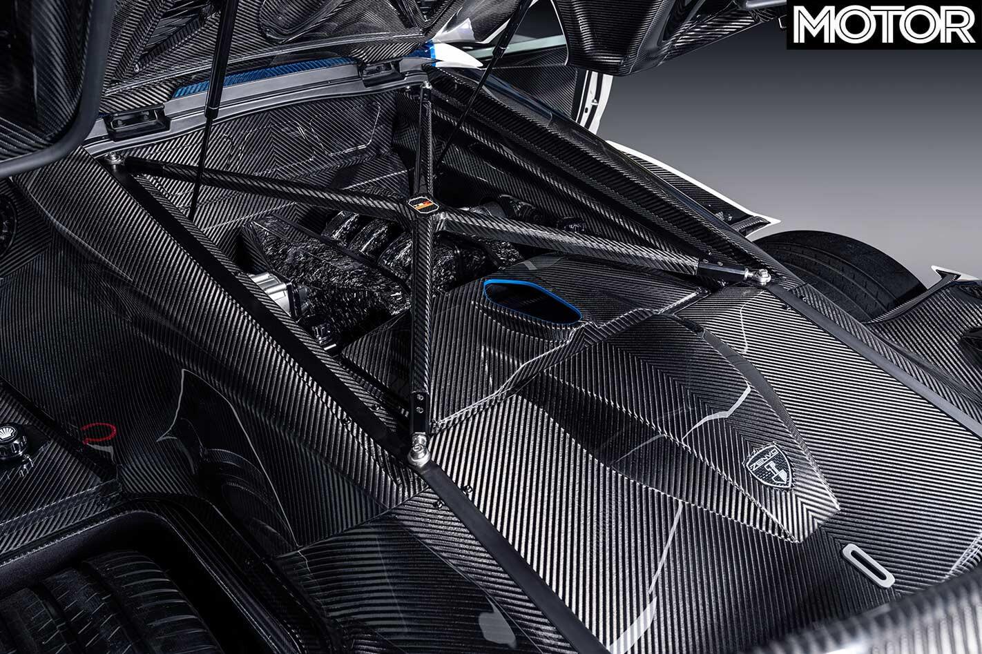 zenvo supercar engine