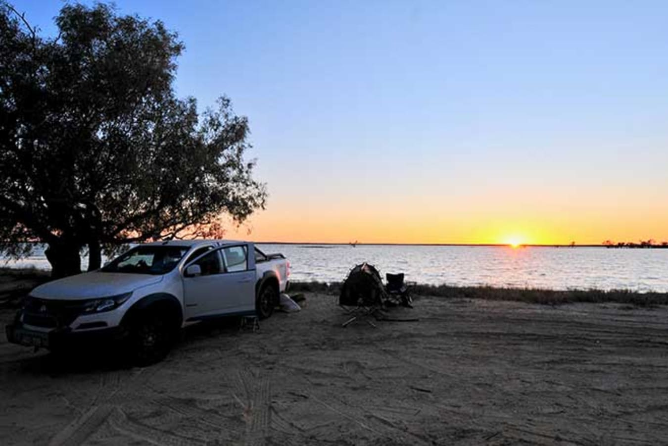Coongie Lakes 4x4 adventure