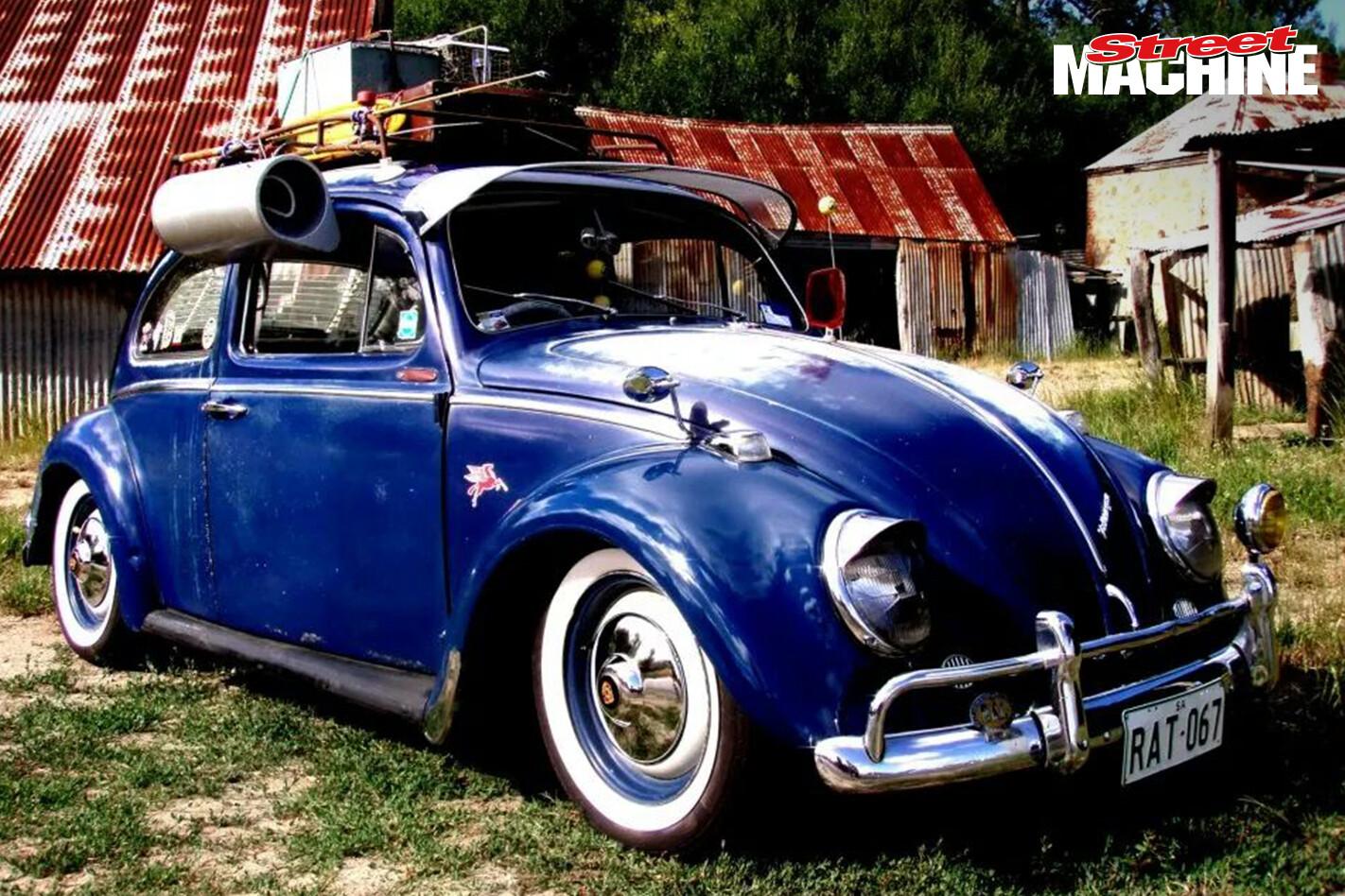 Darren Gerlack VW Beetle