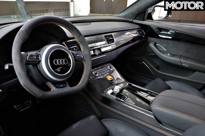 2013 Audi RS 8 Prototype Interior Jpg