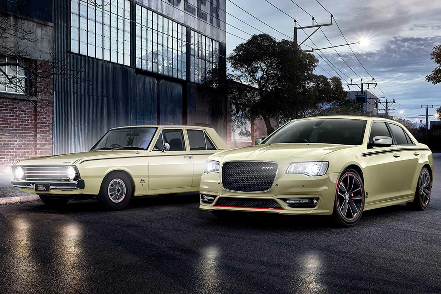 Chrysler 300 SRT Pacer tribute car revealed