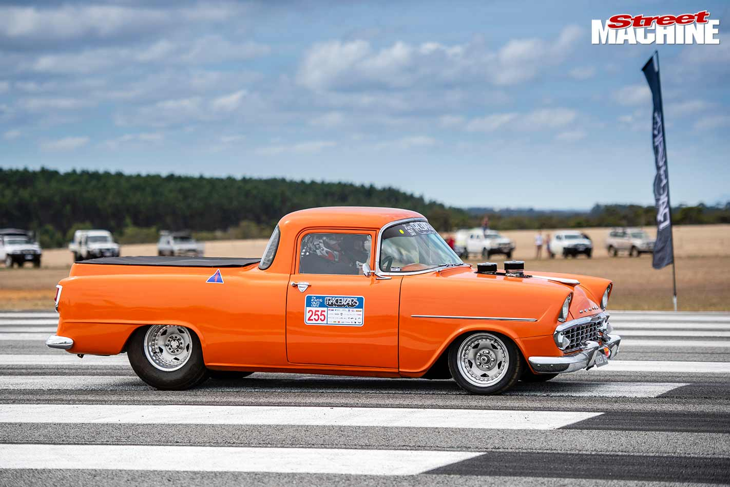 Holden EK ute at Racewars