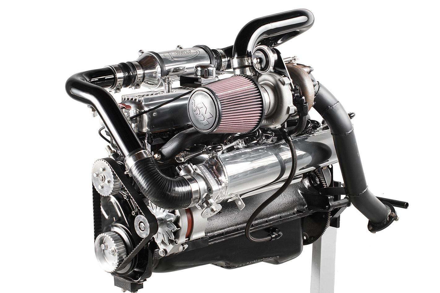 Turbo Grey motor