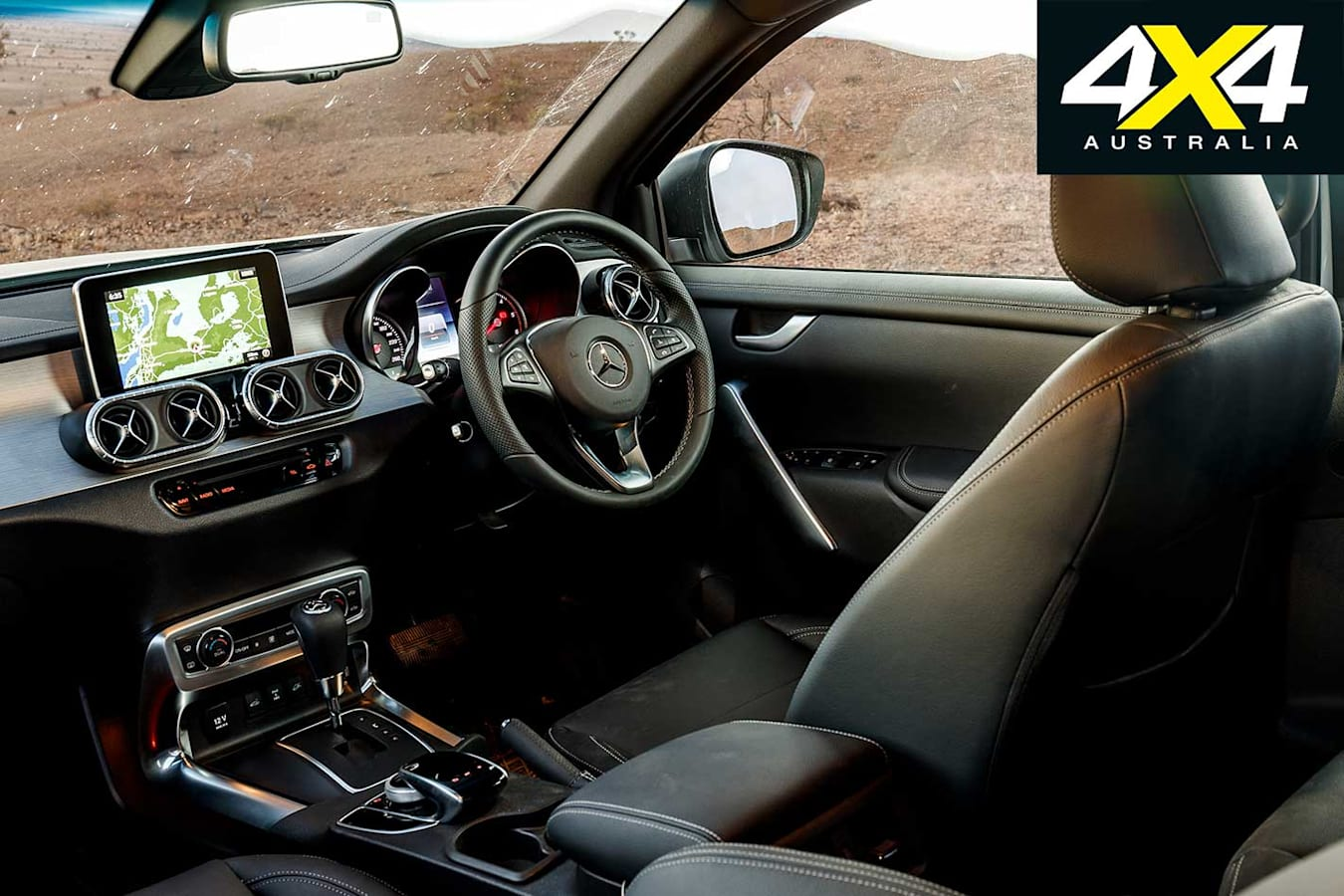 2018 Mercedes Benz X 250 D Interior Review Jpg