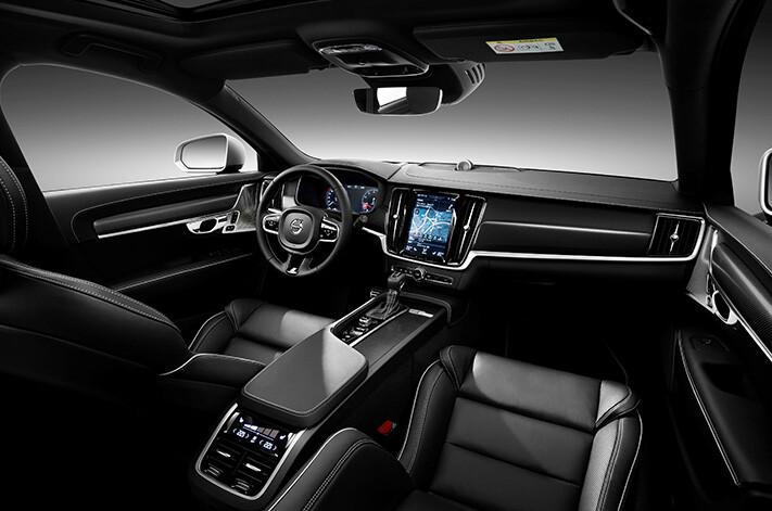 Volvo S 90 R Design Interior Jpg