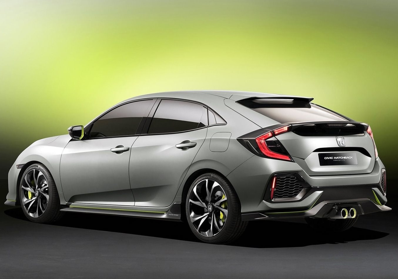 Honda Civic Type R arriving 2017 from sub-$50K