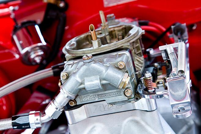 Holden LX Torana engine