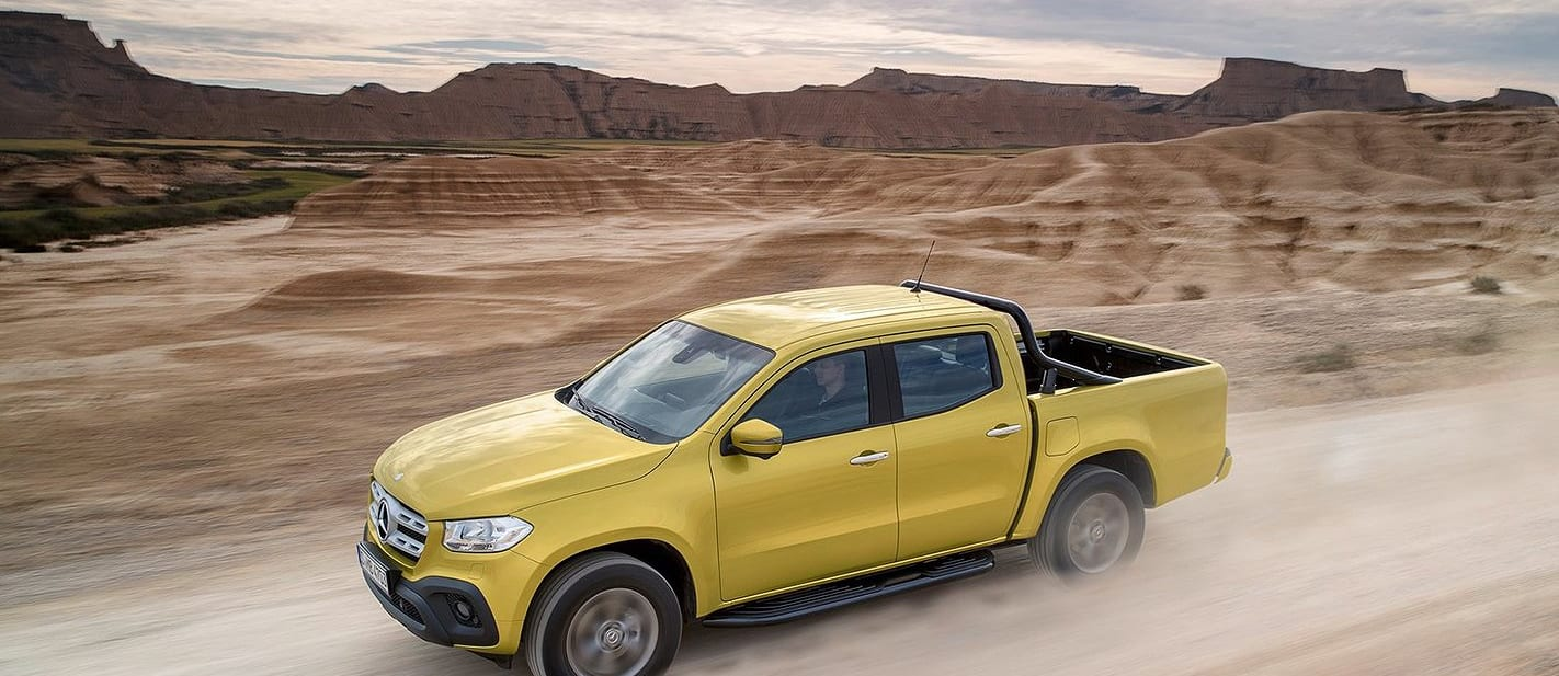 2018 Mercedes-Benz X-Class: 10 things you didn't know