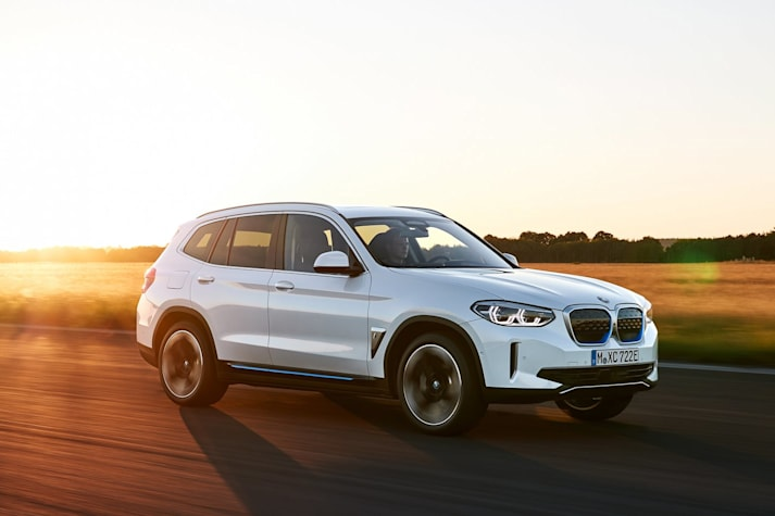 bmw ix3 electric suv