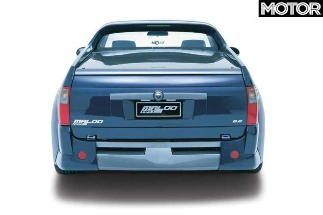 2001 HSV HRT Edition Maloo Concept Tailgate Jpg