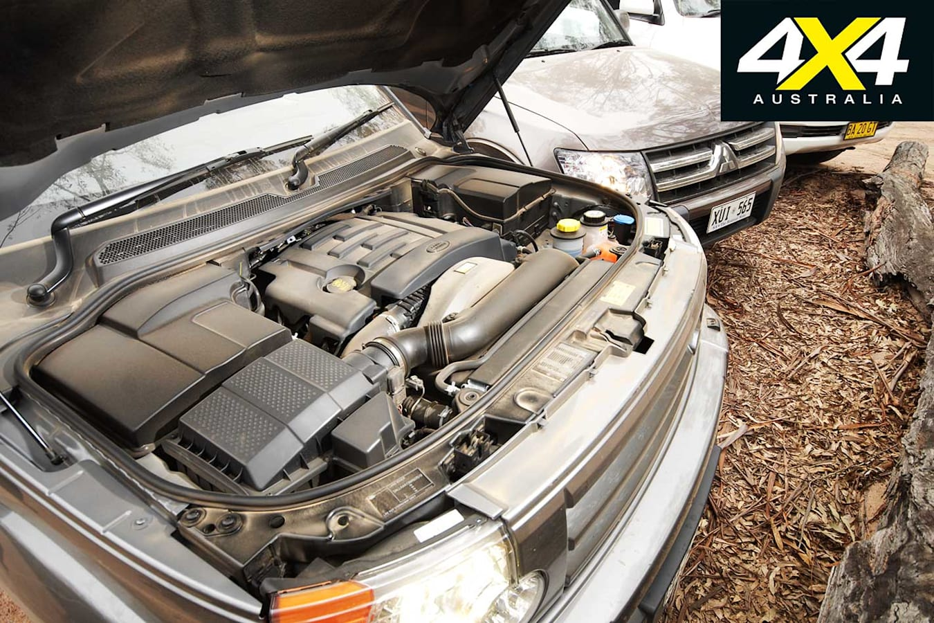 2009 Land Rover Discovery 3 Engine Jpg