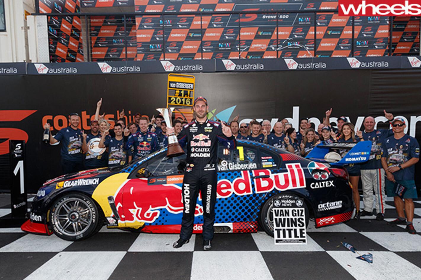 Van -Gisbergen -wins -2016-championship