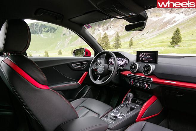 Audi -Q2-interior