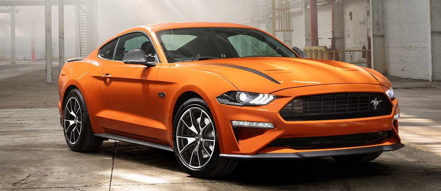 2020 Ford Mustang 2.3L High Performance Australia