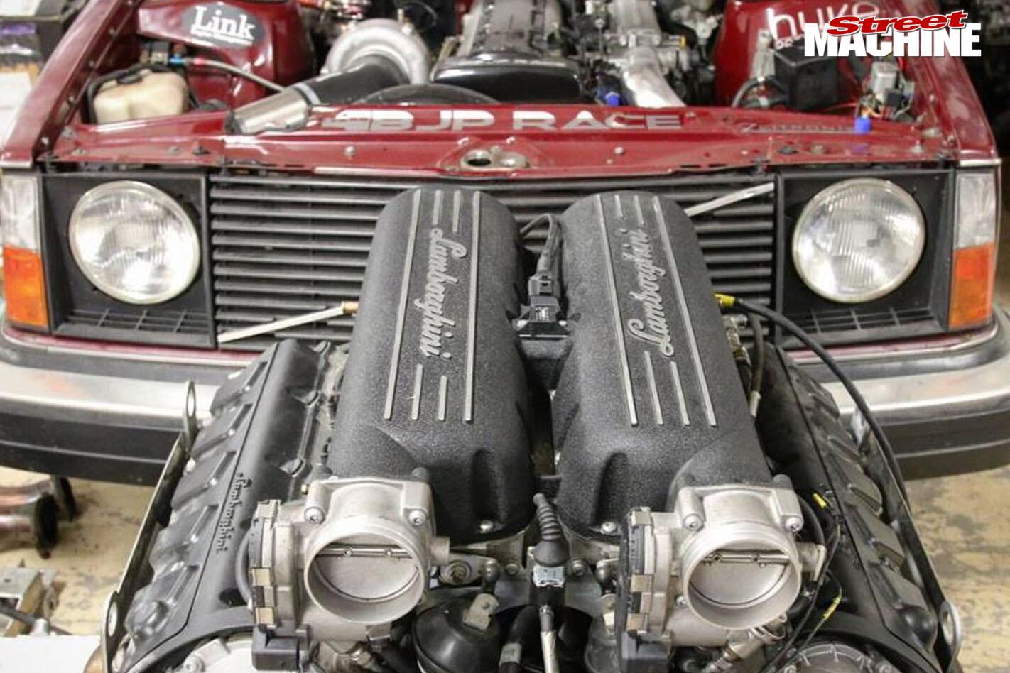 Volvo 245 Wagon V 10 Drift Build 281 29 Jpg