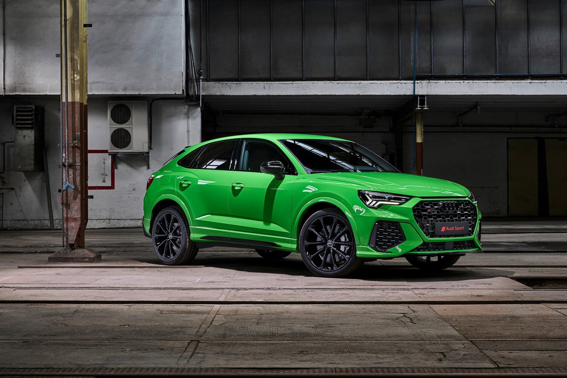 Audi RSQ3 Sportback 2020