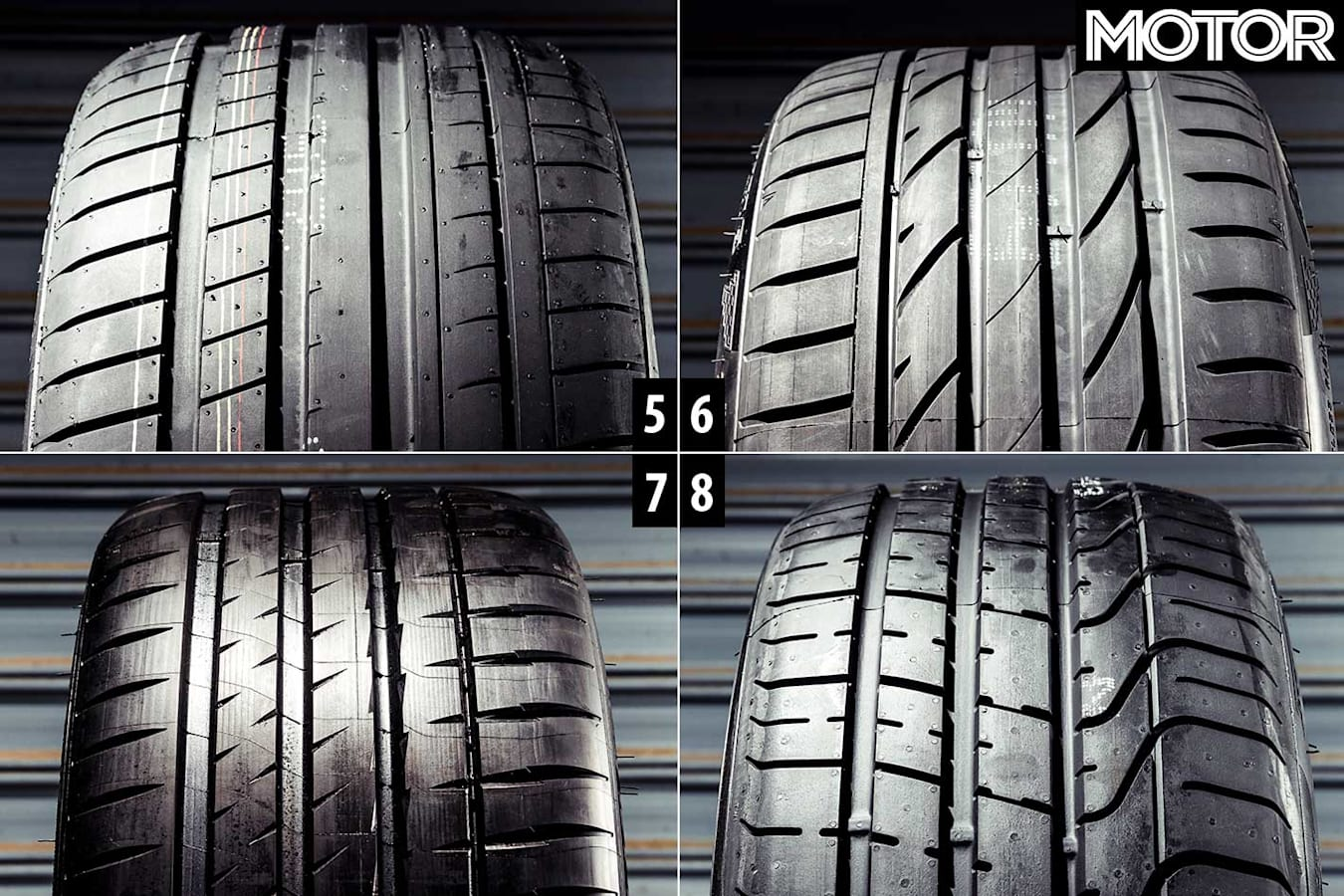 MOTOR-Tyre-Test-2019-Competitior-Group-2