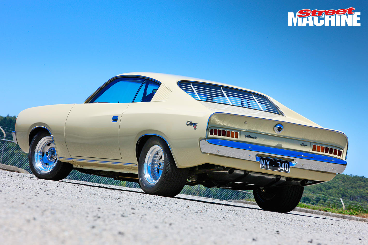 VJ Valiant Charger 11 Nw