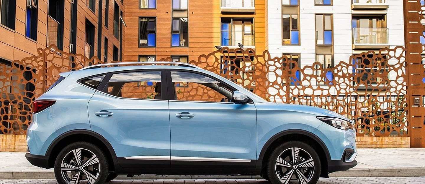 MG ZS Electric is australia's cheapest EV