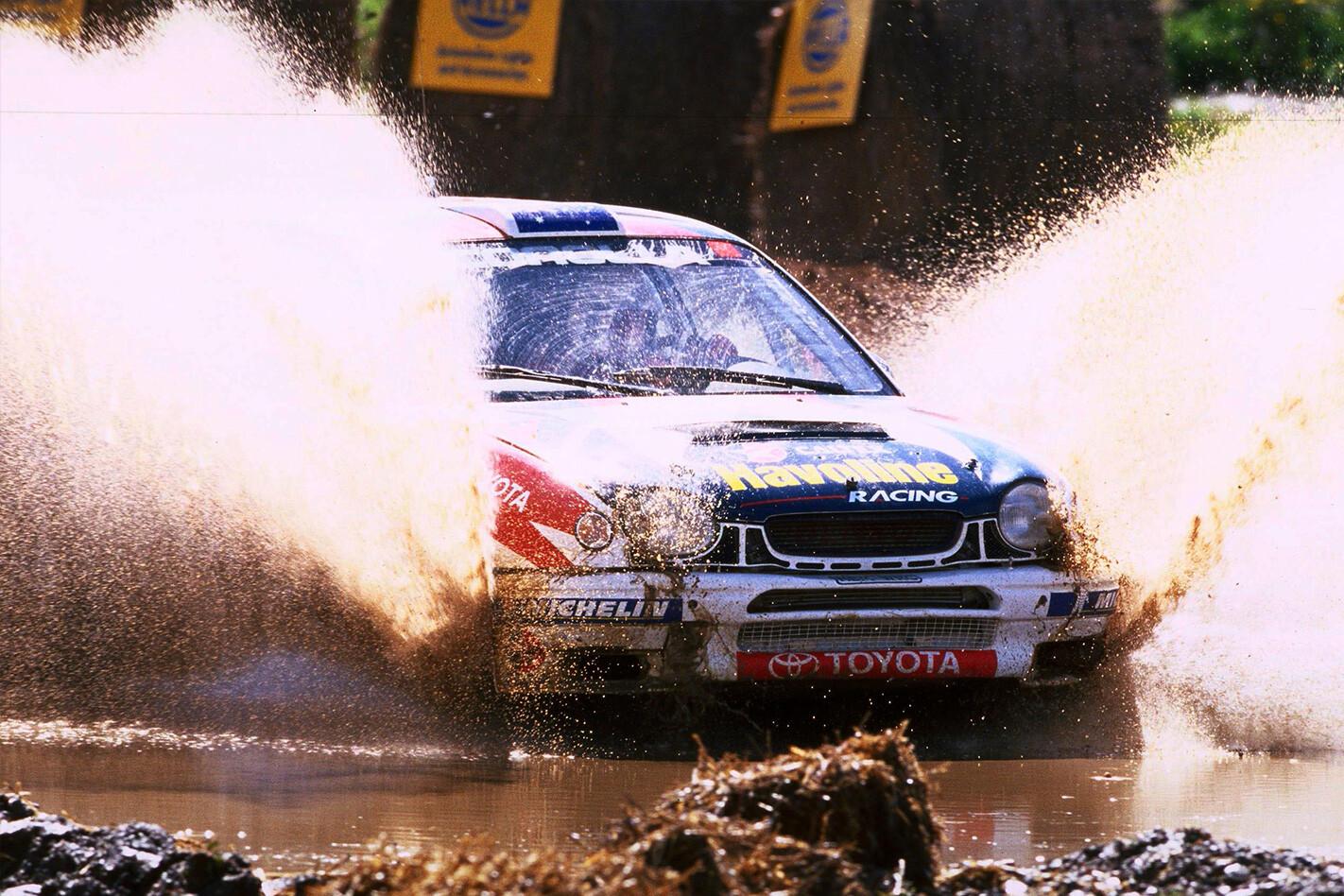 Rally Column Newman Cover MAIN Jpg