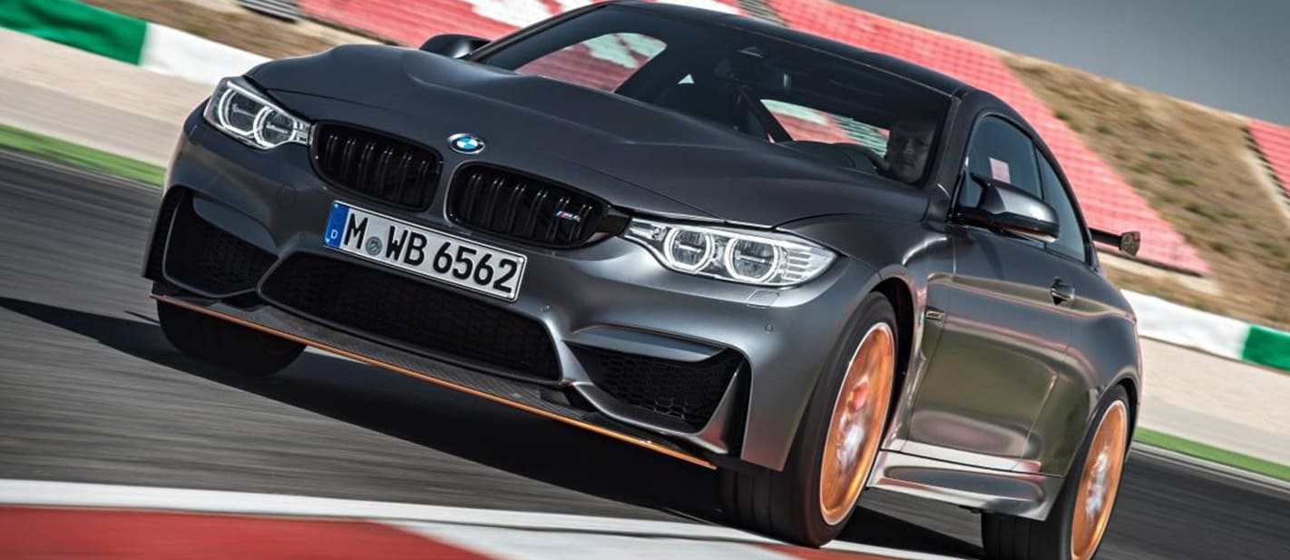 BMW M4 GTS anniversary special revealed