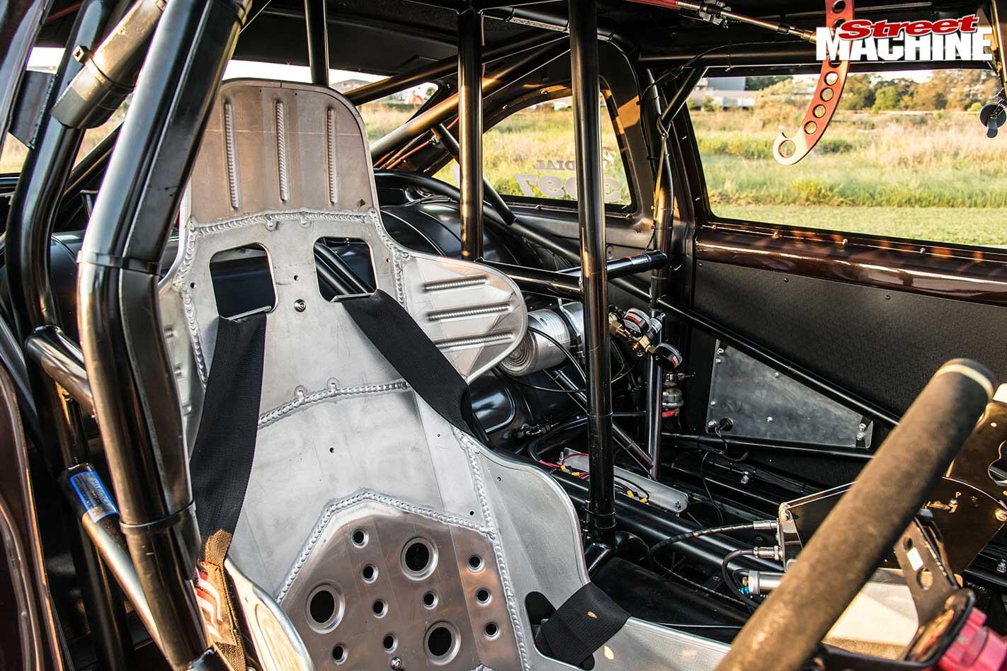 Holden LX Torana seat