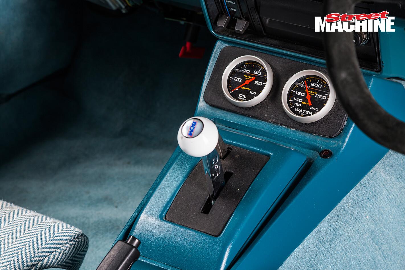 Holden VK Commodore HDT Brock Blue Meanie LSA 9