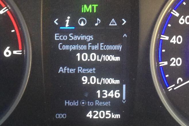 Fuel -consumption