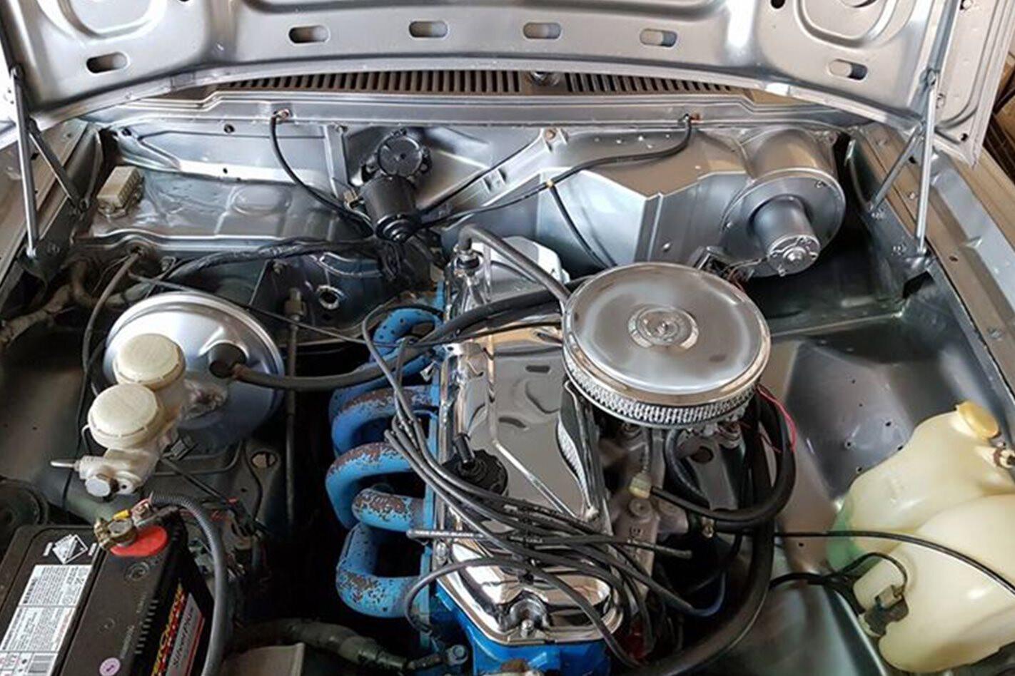 Cortina Engine