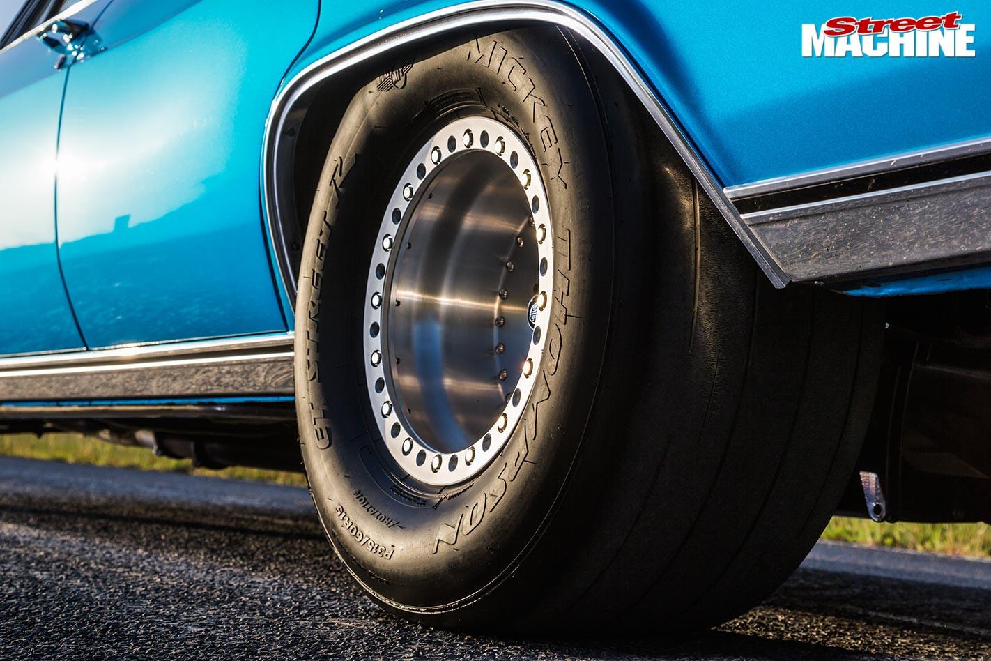 Chev Impala wheel
