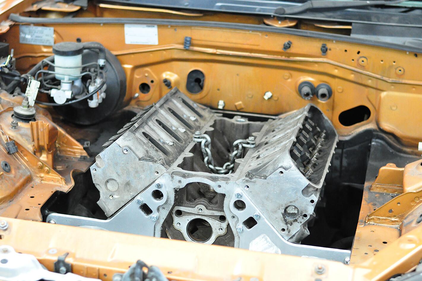 TWIN TURBO LS1 POWERED MAZDA MX5