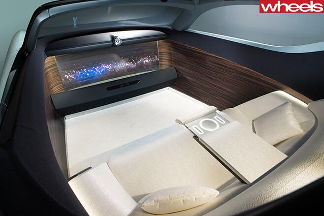 Rolls -Royce -concept -interior