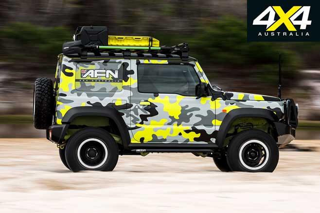 AFN 4 X 4 Suzuki Jimny Drive Jpg