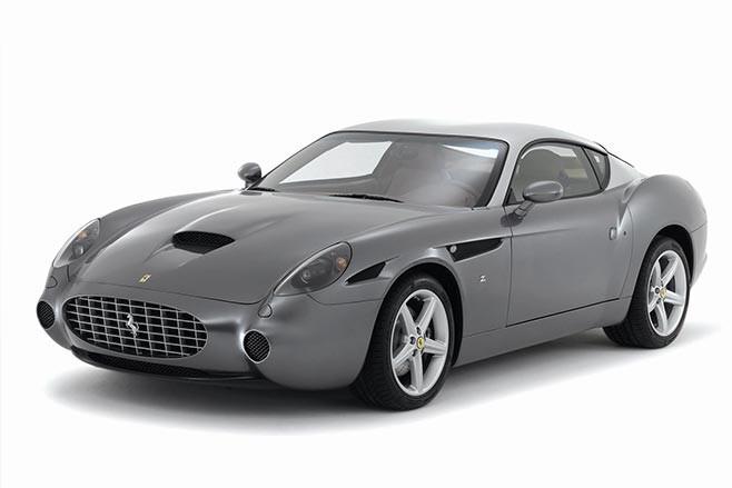 Ferrari 575 Zagato GTZ Front Jpg