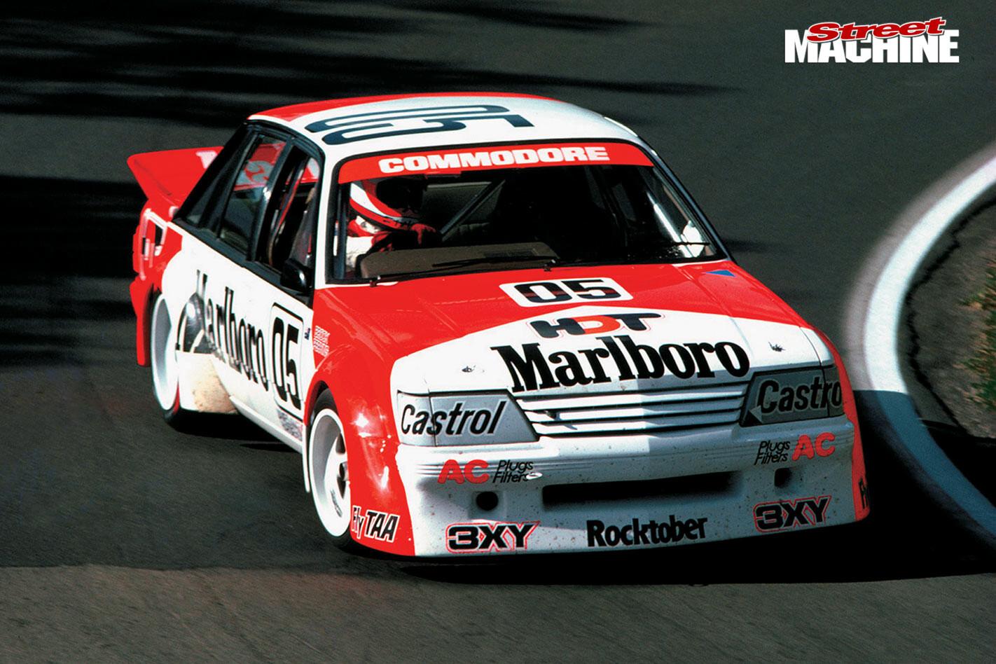 Holden VK Commodore racer