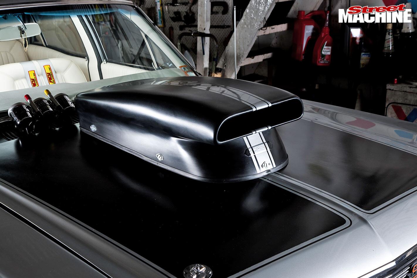 Ford Falcon XW bonnet