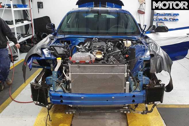 Shelby Mustang GT350 Australian conversion