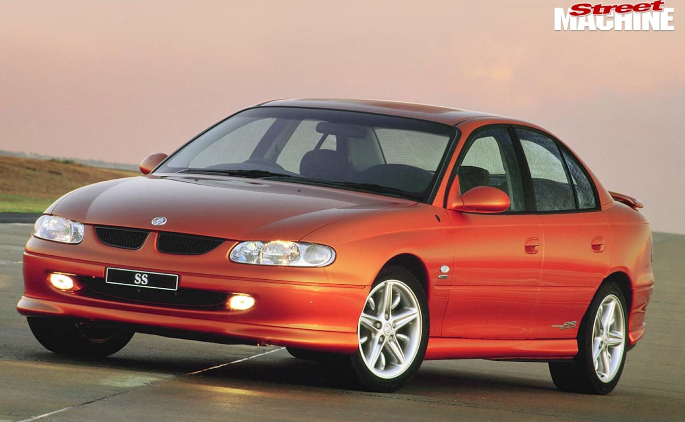 Holden Commodore VT SS