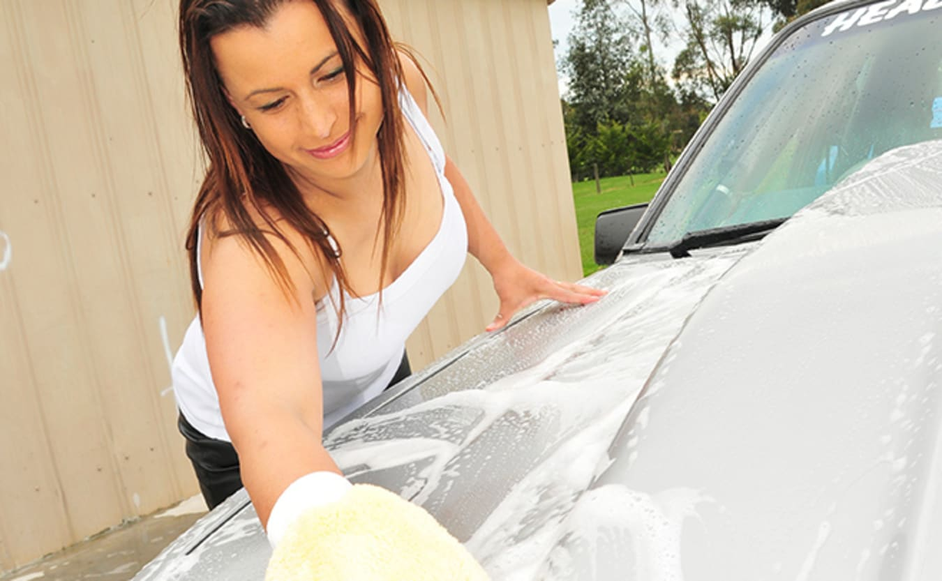 how to clean and polish your car