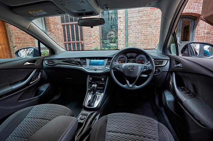 Holden Astra Interior Jpg