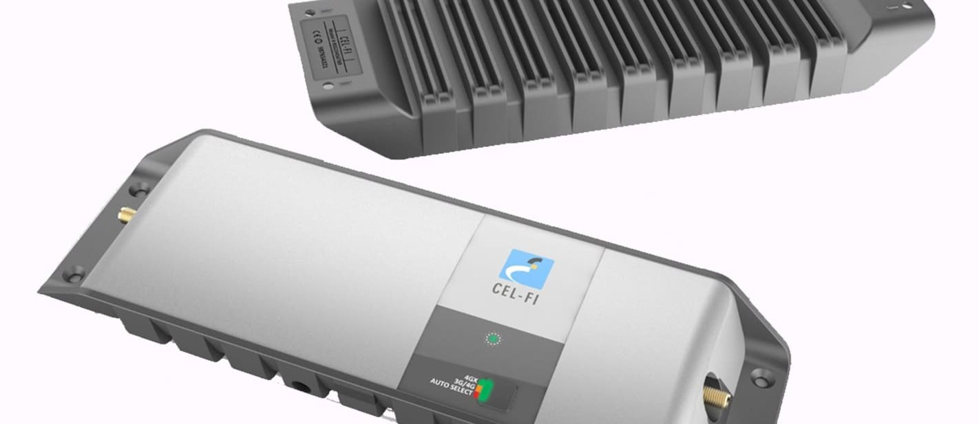 Cel Fi GO Mobile Repeater available