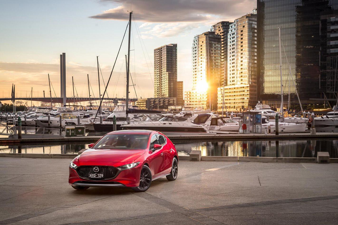 Mazda 3 Sun Jpg