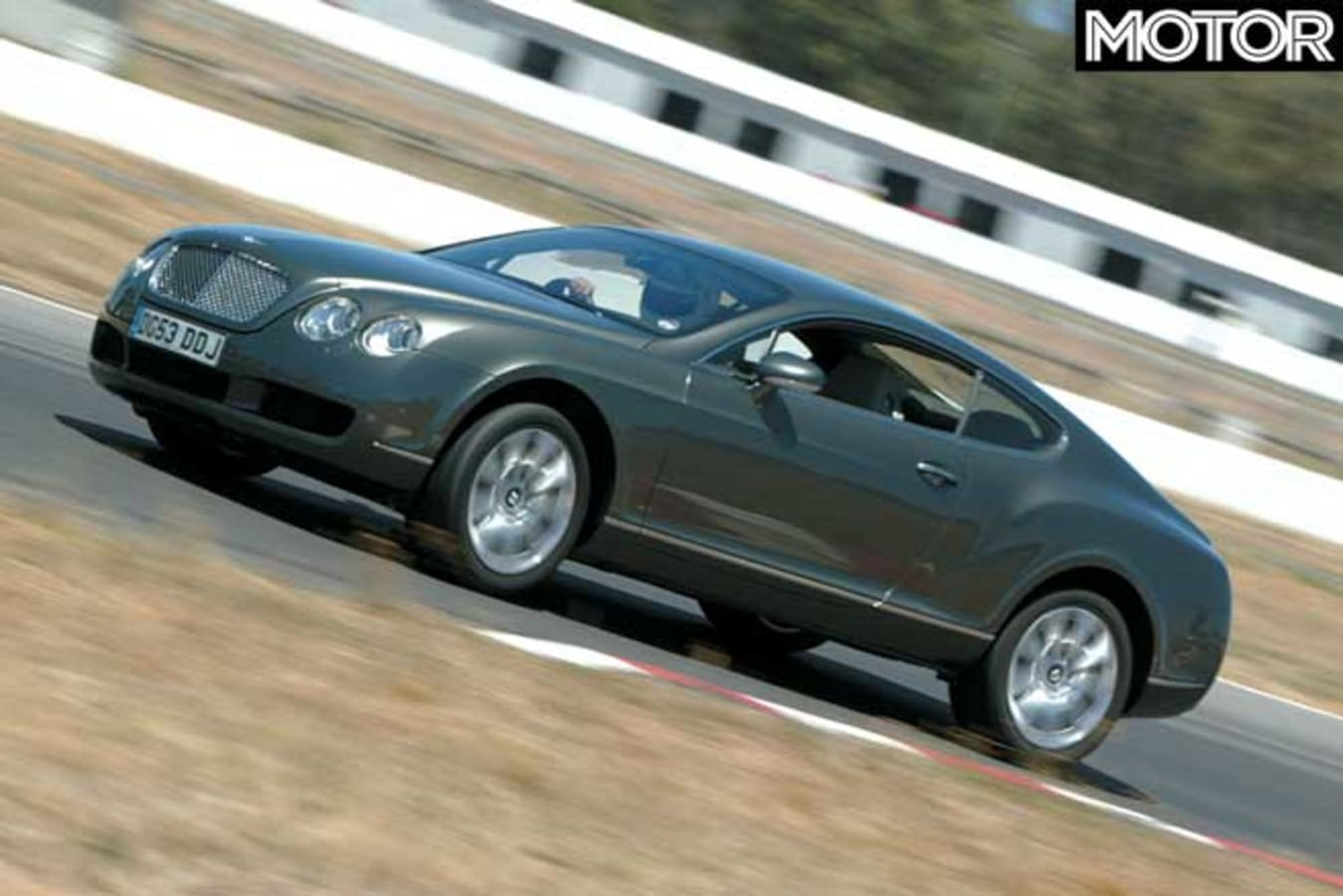 Performance Car Of The Year 2004 Introduction Bentley Continental GT Jpg