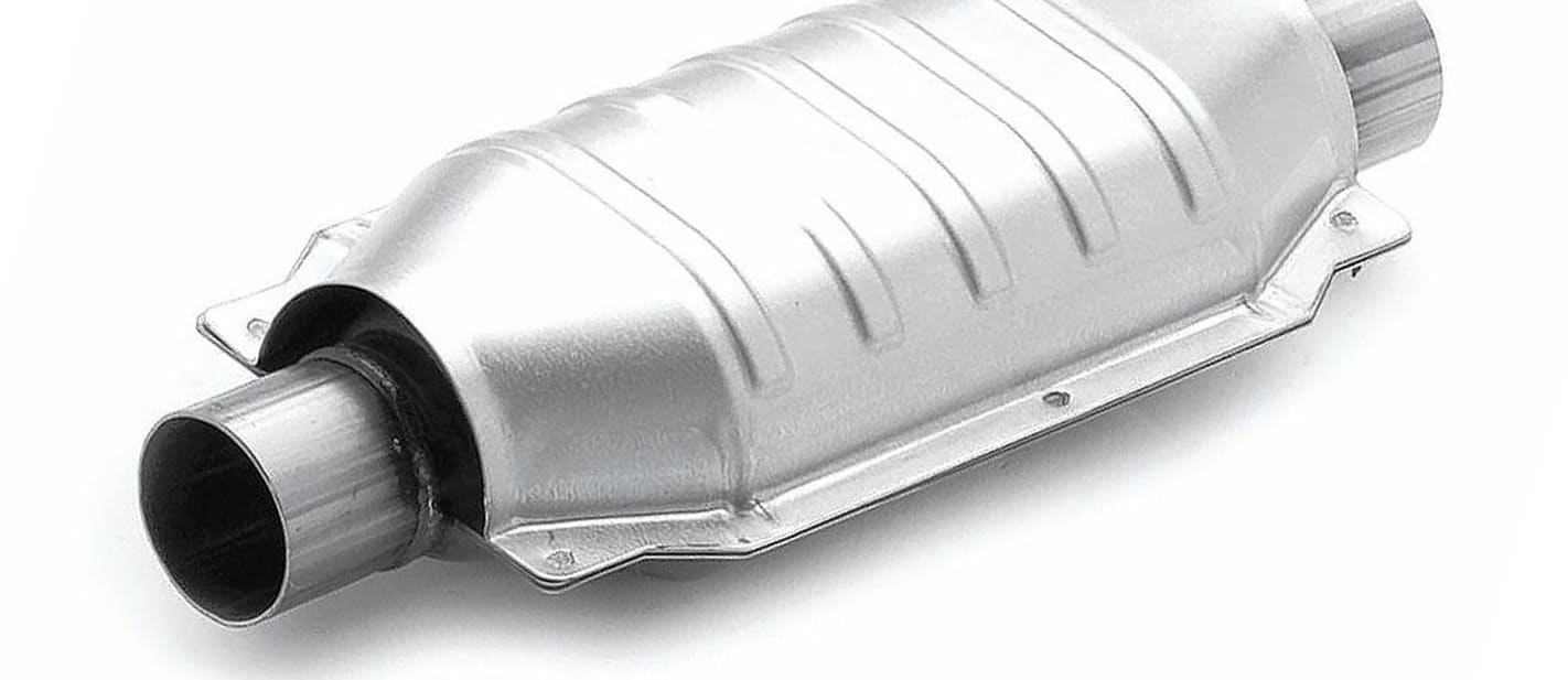 What is a catalytic converter and how does it work?