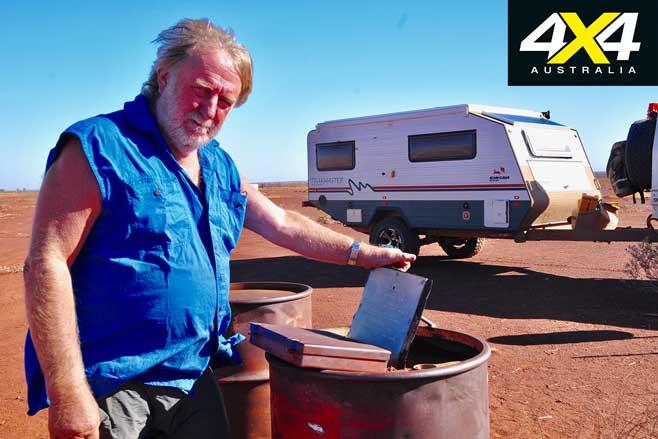 WA Great Sandy Desert 4 X 4 Trip Guide Gary Junction Jpg