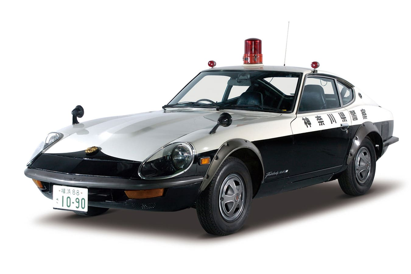 Nissan Fairlady 240Z police
